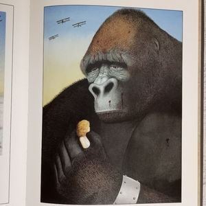 1994 Anthony Browne's King Kong Wallace Cooper